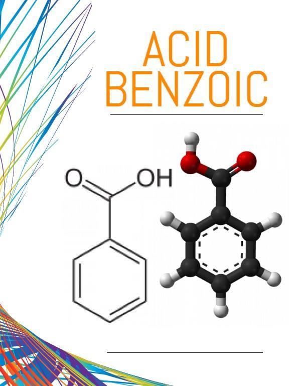 Ce este mai exact Acid-ul Benzoic?